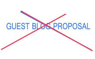 Rejected Your Guest Blog Proposal