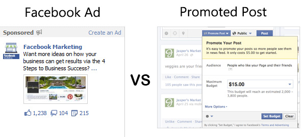 Why Promoted Posts Are Better Than Facebook Ads On Facebook