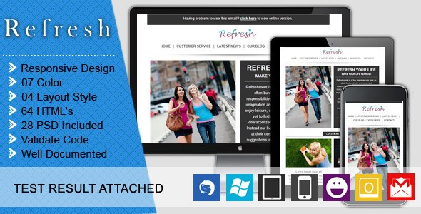 responsive email template8