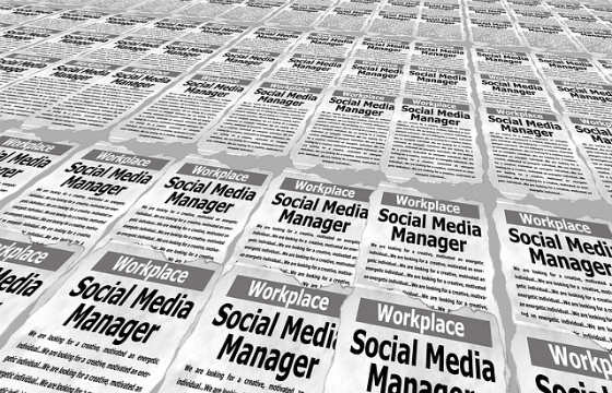 Top 5 Social Media Jobs In 2018