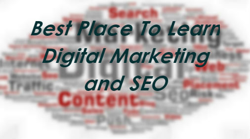 seo learning sources