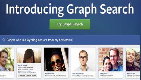 Facebook's Graph Search