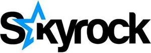 Skyrock logo