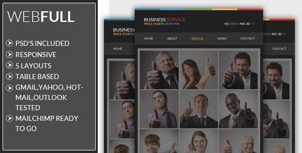 responsive email template9