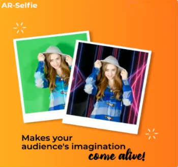AR Selfie Photo Booth